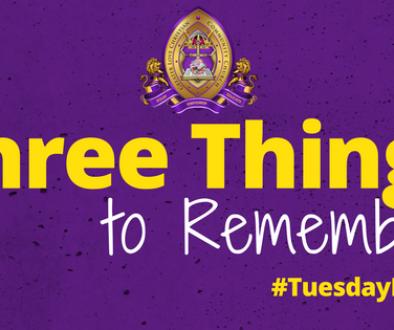 Three Things Tuesday (1)